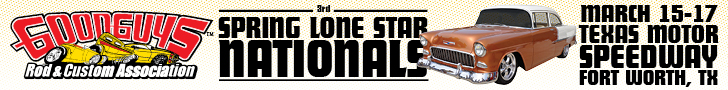 Spring Lone Star Nationals Banner
