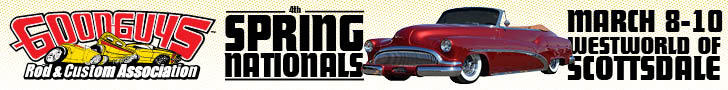 Spring Nationals Event Banner