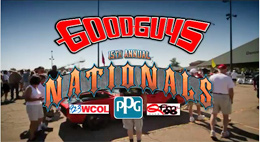 Goodguys Nationals TV Spot