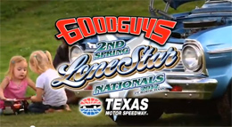 Spring Lone Star Nationals TV Spot